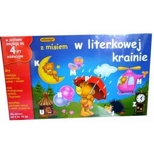 Adamigo Zestaw edukacyjny w literkowej krainie (5902410005864)