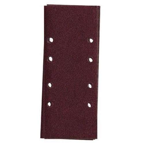 Arkusz papieru MacAllister 93 x 230 mm P120 4+4 otwory 10 szt., 63642571580