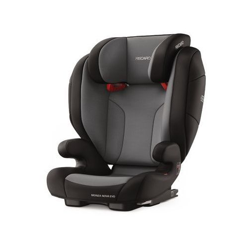 Recaro fotelik 15-36kg monza nova evo seatfix carbon black
