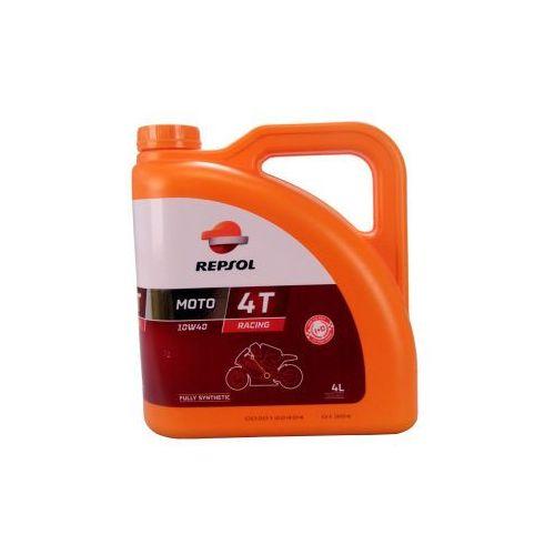 Repsol Moto Racing 4T 10W-40 4 Litr Puszka