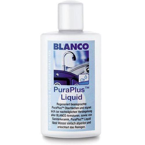 Blanco Środek puraplus liquid set do zlewów ceramicznych (100 + 100 ml) (512494) (4020684343411)