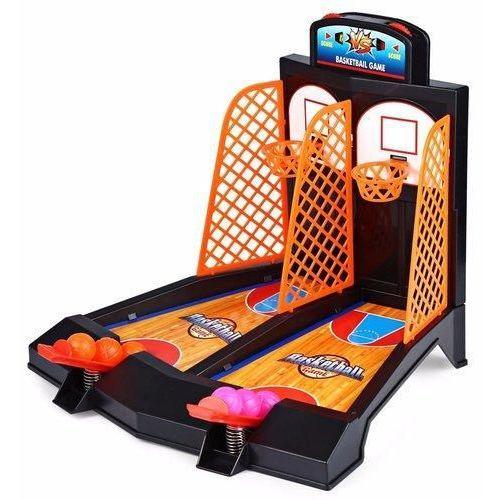 Gra zręcznościowa Mini Koszykówka - Lean Toys