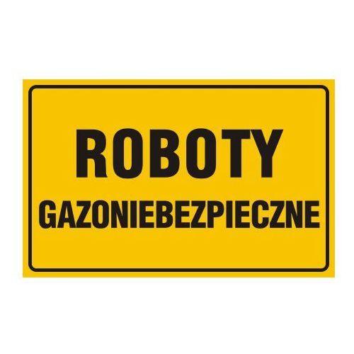 Roboty gazoniebezpieczne marki Top design