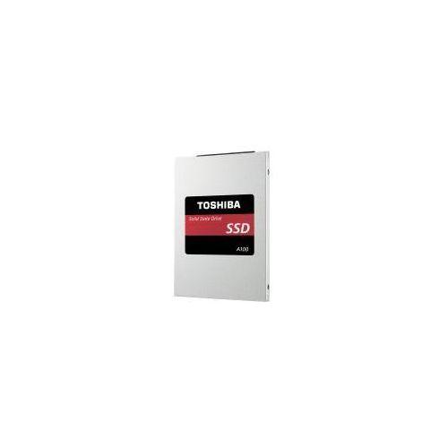 """Toshiba Dysk ssd a100 120gb 2,5"""" sata3 (550/480) tlc 7mm"""