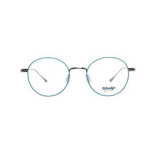 Woodys barcelona Okulary korekcyjne fox 03