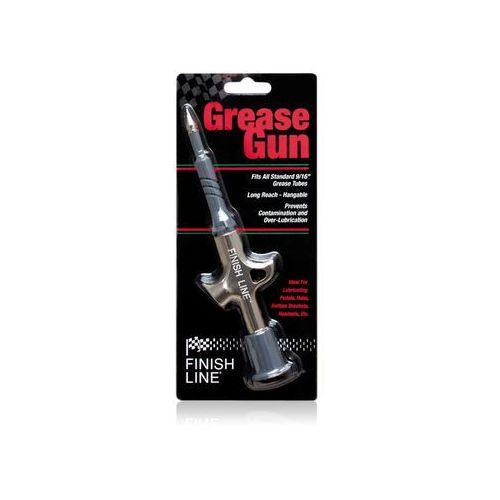 Finish Line Smarownica Grease Gun srebrny 2018 Lubrykanty (0036121170025)