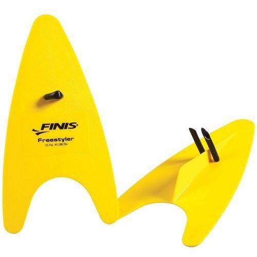 Finis Freestyler Hand Paddles - wiosełka treningowe (żółty)