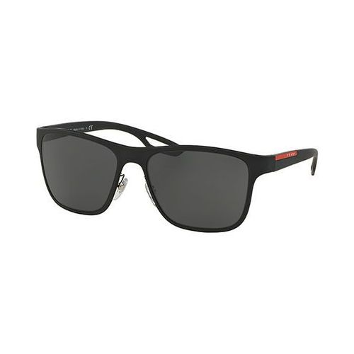 Okulary słoneczne ps56qs lj silver dg01a1 marki Prada linea rossa