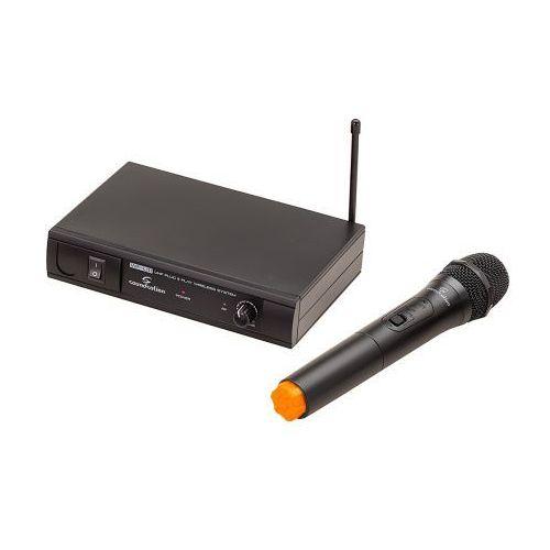 Soundsation WF-U11HD -ystem bezprzewodowy UHF, pojedynczy doręczny