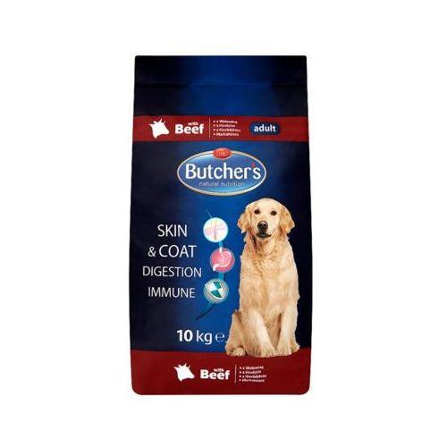 BUTCHER'S 10kg Wołowina Karma sucha dla psa