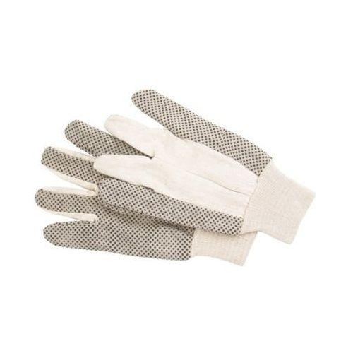 Rękawice ogrodowe FLO 74100 Czarno-biały (rozmiar 10) (5906083741005)