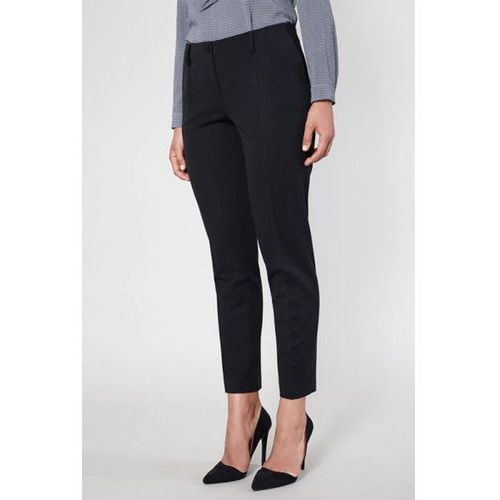 Spodnie damskie model funza 9994 black marki Click fashion