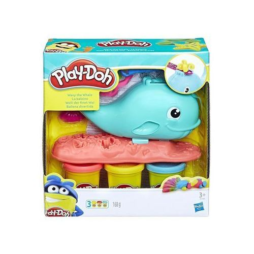Hasbro Play-doh wieloryb (5010993462476)