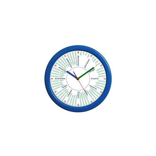 Zegar naścienny duży liczydło #4 marki Atrix