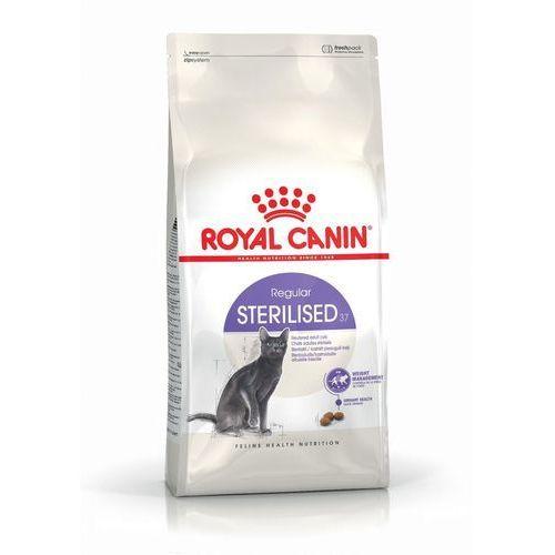 Karma fhn sterilised 37 - 10 kg marki Royal canin