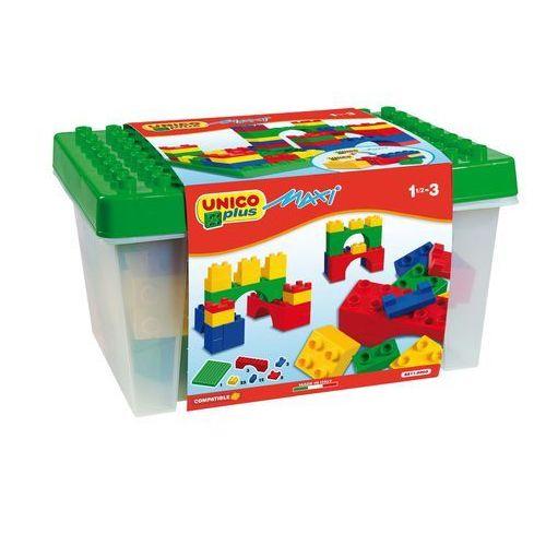 Unico Box z klockami - 48 elementów - BEZPŁATNY ODBIÓR: WROCŁAW!