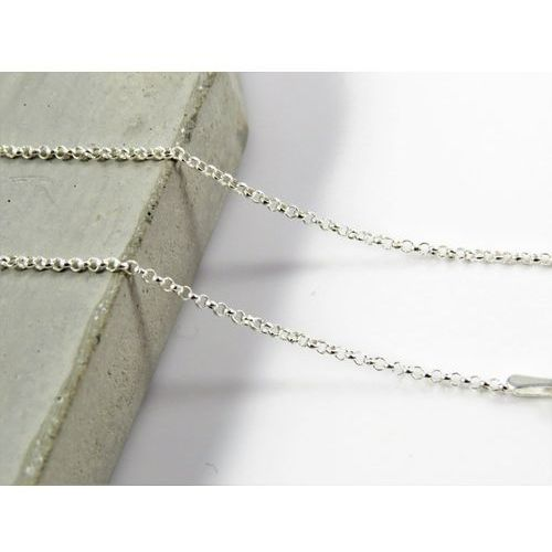 Srebrny (925) łańcuszek rolo 50 cm + prezent marki Megasilver