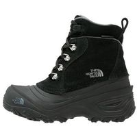 The North Face CHILKAT Śniegowce tnf black/zinc grey, T92T5R