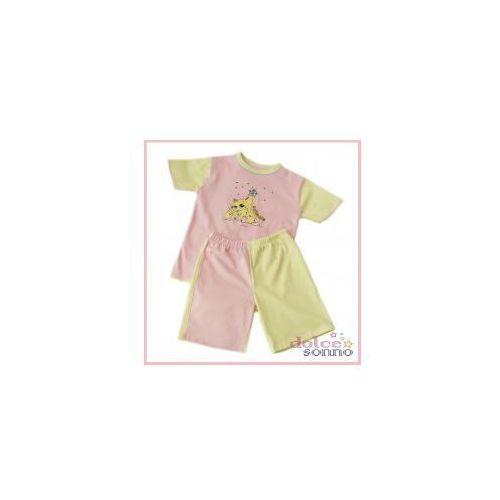 Piżamka jumbo - różowy marki Kier. Najniższe ceny, najlepsze promocje w sklepach, opinie.