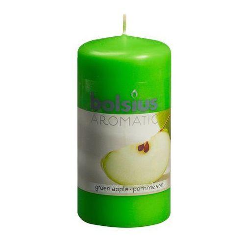 Świeca zapachowa AROMATIC zapach: Zielone jabłuszko BOLSIUS