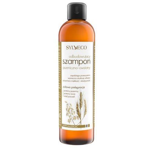 Odbudowujący szampon pszeniczno-owsiany 300ml, SYLVECO
