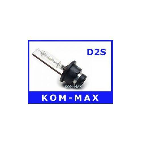 Żarówka ksenonowa d2s 8000k t 35w xenon marki Kom-max