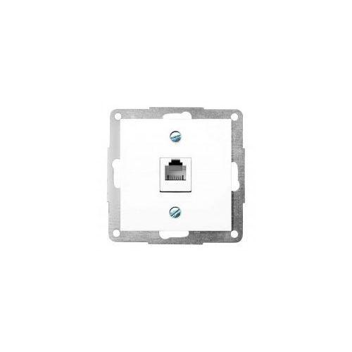 polo.fiorena gniazdo komputerowe pojedyncze marki Berker
