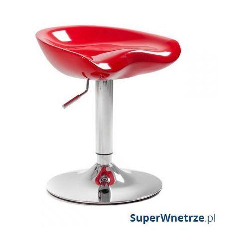 Unique Krzesło obrotowe z regulacją wysokości spoony red
