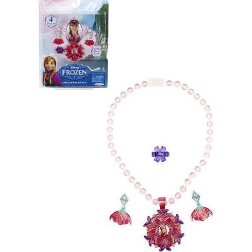 JAKKS Frozen Biżuteria A nny (0045672635983)