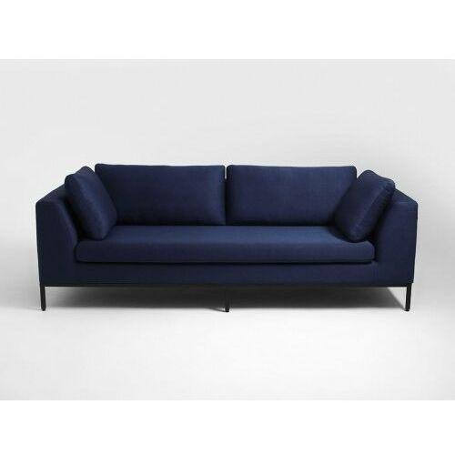 Sofa trzyosobowa Customform AMBIENT Atramentowy- różne kolory tapicerki (4010000001392)