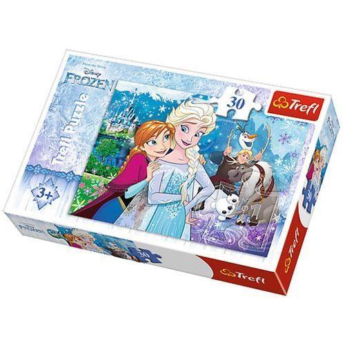 30 elementów, Frozen - Uwolnij magię (5900511182255)