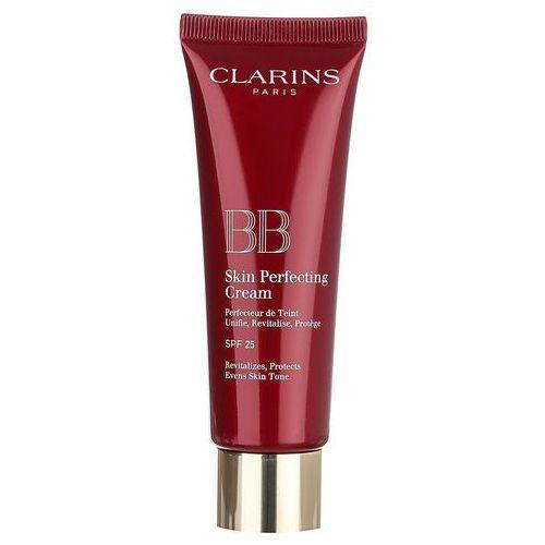 Clarins , skin perfecting cream, krem nawilżająco-upiększająco-ochronny spf25 03 dark, 45ml - clarins