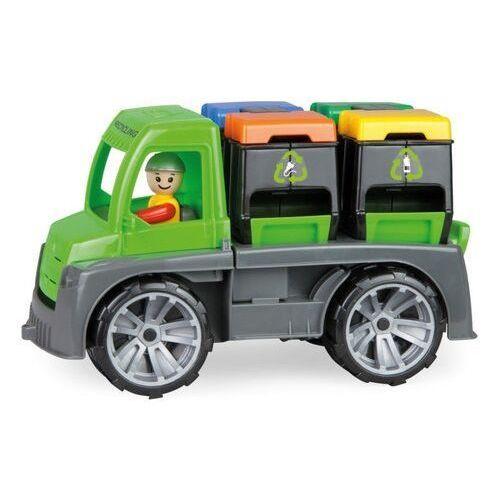 Pojazd truxx recycling w pudełku marki Lena