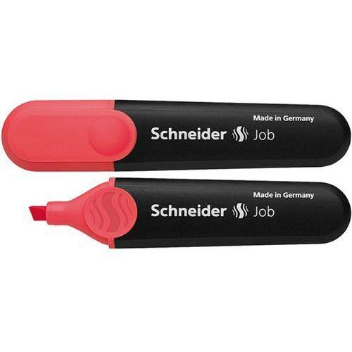 Schneider Zakreślacz Job Czerwony - WIKR-948094 Darmowy odbiór w 21 miastach! (4004675015020)