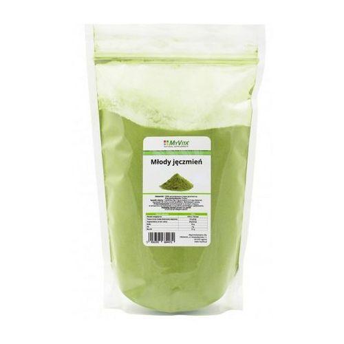 Myvita Młody jęczmień bio sproszkowana trawa 500 g. Najniższe ceny, najlepsze promocje w sklepach, opinie.