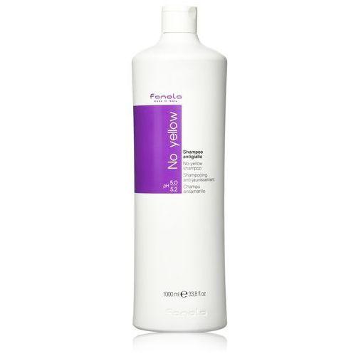 no yellow szampon 1000 ml szybka wysyłka infolinia: 690-80-80-88 marki Fanola