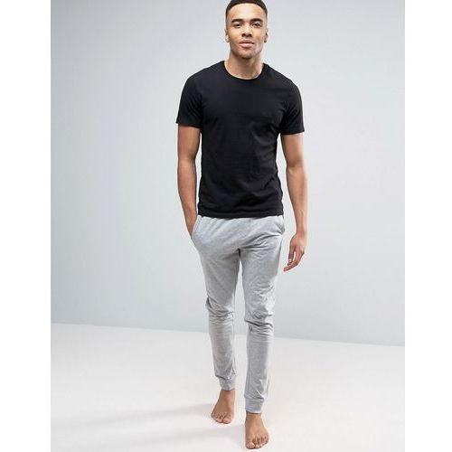 Original penguin  lounge bottoms in grey - grey