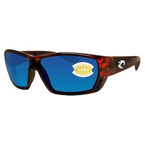 Okulary Słoneczne Costa Del Mar Tuna Alley Polarized TA 10GF OBMGLP, kolor żółty