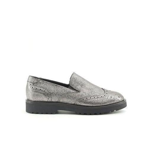Płaskie buty damskie -lucilla-71, Made in italia