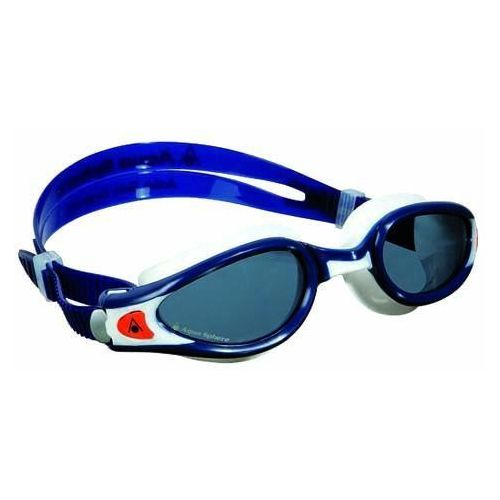 Aquasphere okulary do pływania Kaiman Exo small dark lens blue/muted-white (8032621395182)