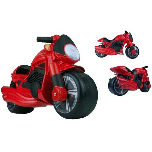 motor injusa czerwony marki Injusa