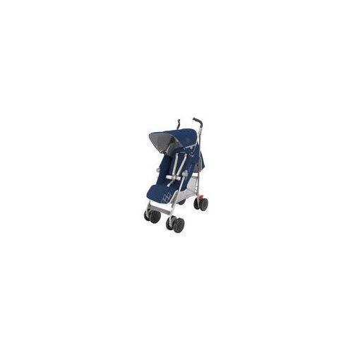 Wózek spacerowy techno xt  (medieval blue/silver) marki Maclaren