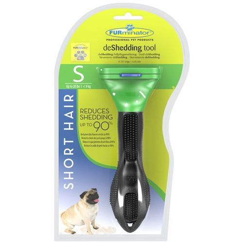 Furminator dla psów krótkowłosych small
