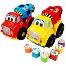 Zabawka SWEDE G808 Ciężarówka betoniarka sorter (5902496104918)