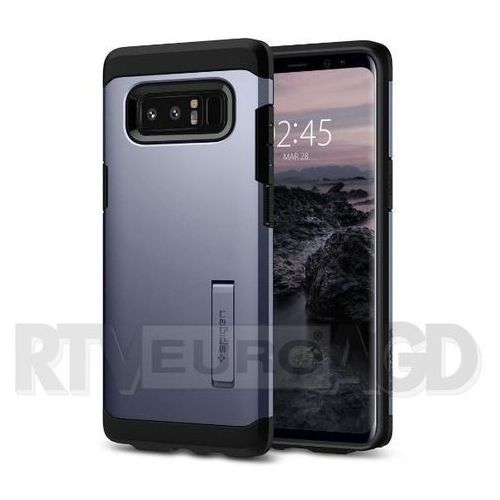 Spigen  tough armor 587cs22081 samsung galaxy note8 (orchid gray) (8809522199771)