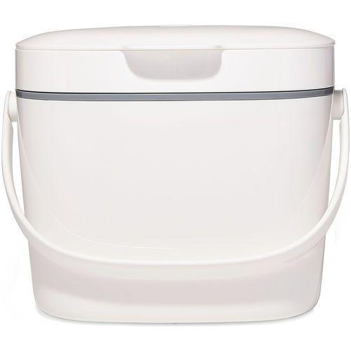 Kompostownik kuchenny duży 6,6 Litra OXO Good Grips biały (13273400MLNYK), 13273400MLNYK