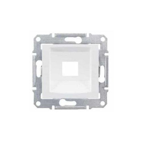 Schneider Płytka centralna sedna sdn4300321 1xrj45 do krone biała (8690495061390)
