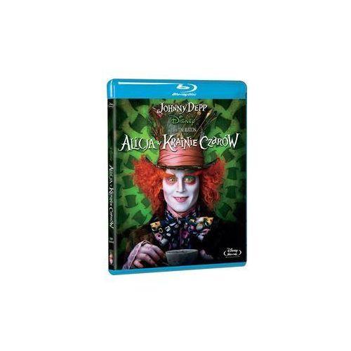 Alicja w Krainie Czarów [Blu-ray] (7321916503427)