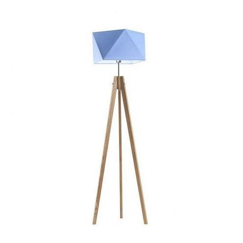 Drewniana lampa do pokoju dziecka lagos marki Lysne