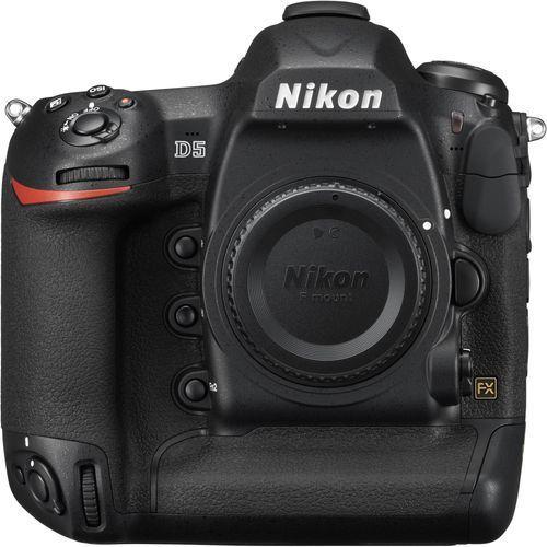 D5 marki Nikon - lustrzanka cyfrowa